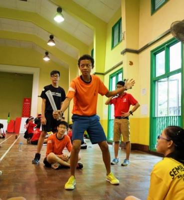 YOUNG TEAM SG AMBASSADOR INDUCTION